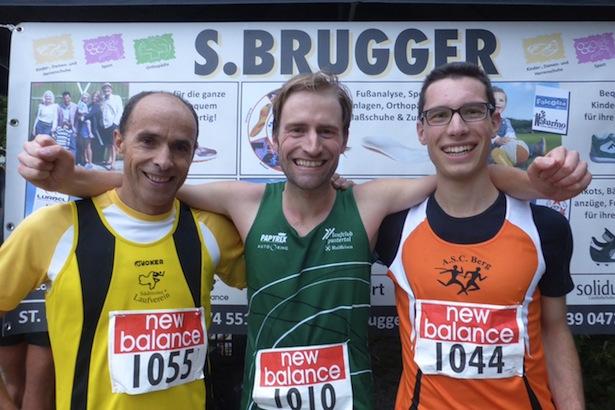 Joseph Knapp, Marc Eisenstecken und Ivo Drescher