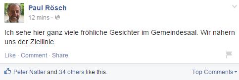 Rösch Facebook