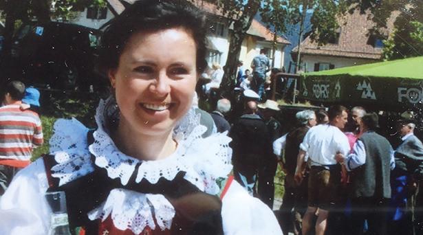 Barbara Kohl (+) - Foto: goinfo.it