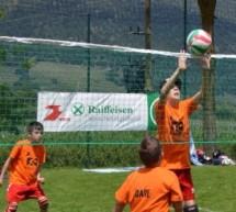 Junge Volley-Stars