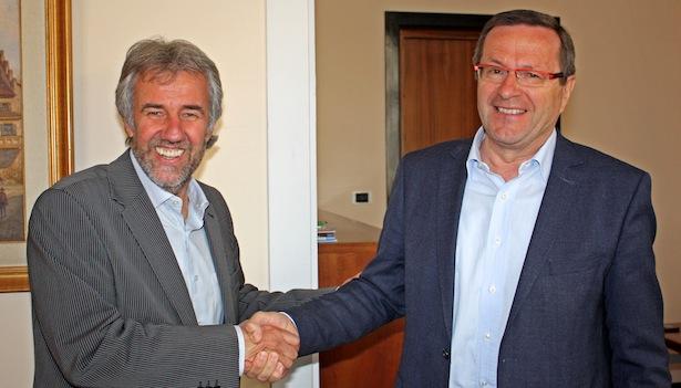 Paul Rösch und Günther Januth