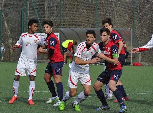 15 MARZO 2015 CALCIO - CAMPIONATO ITALIANO - SETTORE GIOVANILI - ALLIEVI NAZIONALI -  STAGIONE 2014/2015 FC SUEDTIROL ALTO ADIGE - TORRES