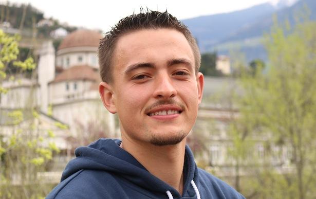 Der Süd-Tiroelr Freiheit-Mandatar Christoph Mitterhofer