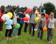 Protest der Lehrer