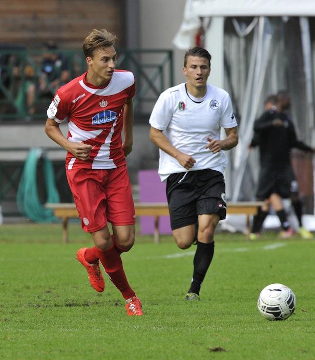 Manuel De Luca (Foto: FC Südtirol)