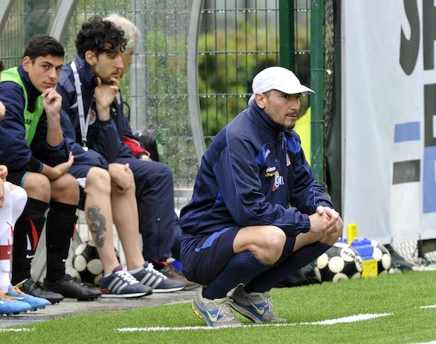Trainer Giampaolo Morabito