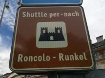 Wo geht's nach Runkel?