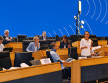 Strahlender Landtag
