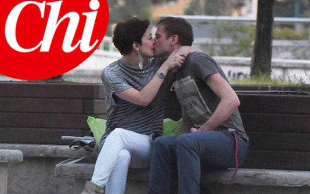 Valeria Molin Pradel und Alex Schwazer auf dem Cover des Boulvevardblattes Chi: (Foto: Gossip.it)