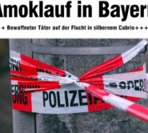 Amoklauf in Bayern