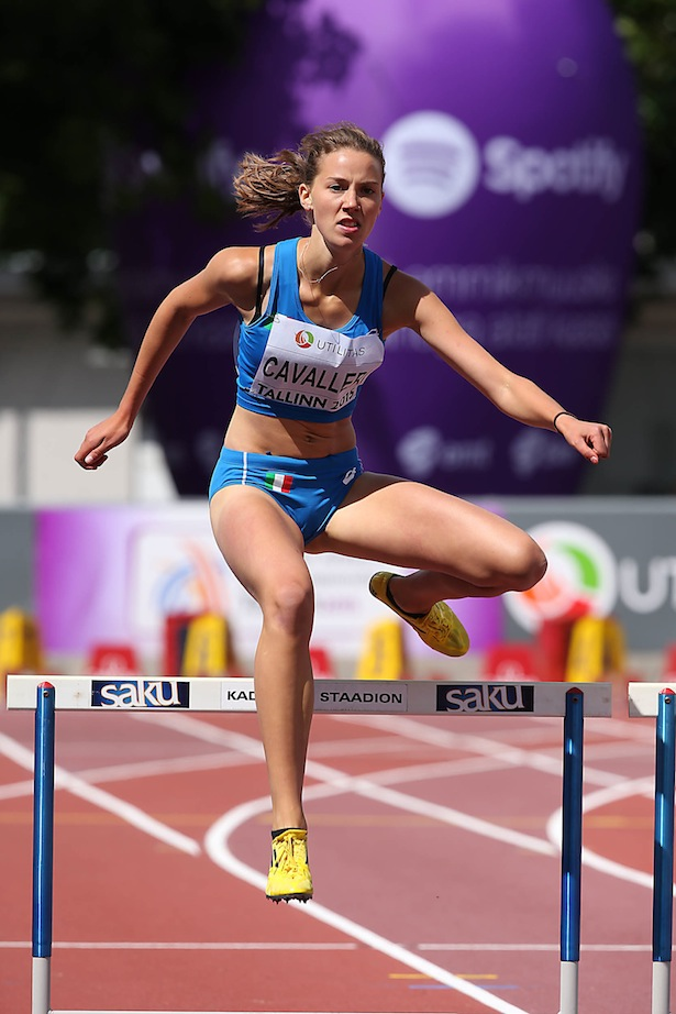 Tallinn 09/07/2015 European Athletics U23 Championships - Campionati Europei under 23 Tallinn 2015 Nella foto: Campionati Europei under 23 - Foto di Giancarlo Colombo/A.G.Giancarlo Colombo