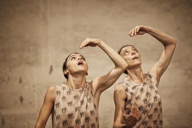 Cristina Rico: Rave auf der Bühne des Stadttheater (Foto: Ikaria Scarpa)