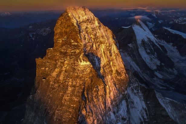 Das Matterhorn (Fotocredits: ServusTV)