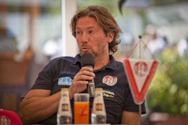 Giovanni Stroppa als FCS-Trainer