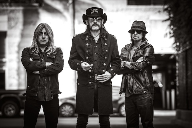"Motörhead: ""If it's too loud, you're too old"""