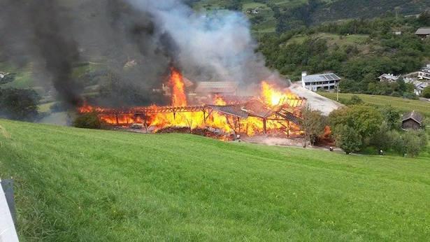 Brand Stadl Gufidaun