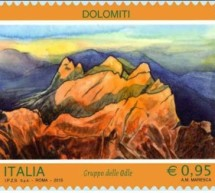 Die italianisierte Briefmarke