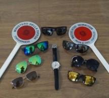 Brillen und Uhr gestohlen