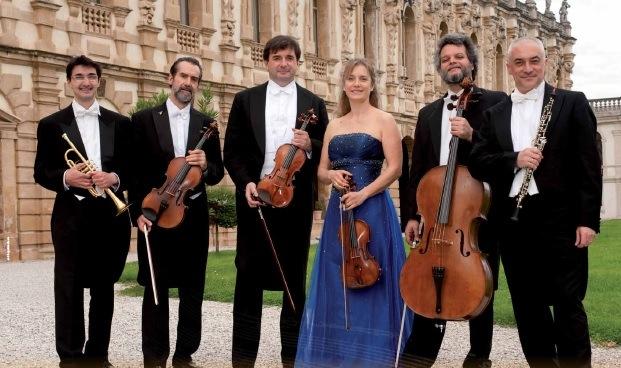 Ensemble Vivaldi: Barocke und zeitgenössische Kompositionen