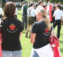 Dem Land Tirol die T-Shirts