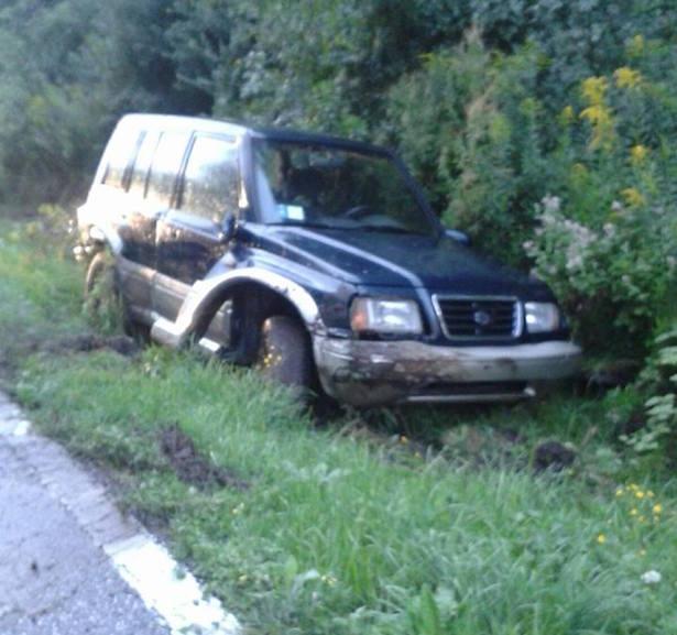 Unfall in Schabs (Fotos: FF Schabs)