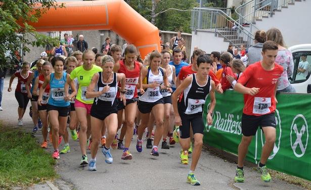 VSS-RVD_Dorflauf_Hafling_2015_Start-Jugend_und_Frauen