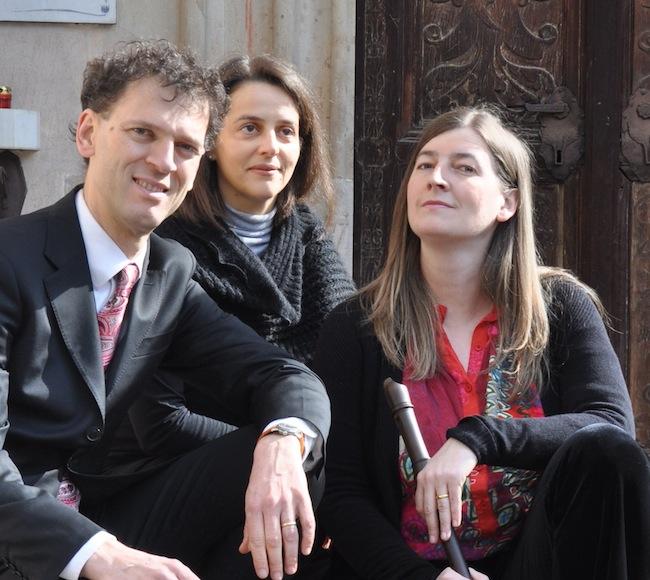 Ensemble Harmonia Etherea: Zarter Zusammenklang.