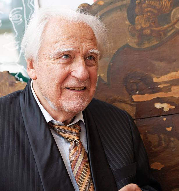 Jörg Demus, Busonipreisträger des Jahres 1956: Ich selbst habe eigentlich keine Karriere als Pianist gemacht, sondern eine Karriere als Musiker. (Foto: Gregor Khuen Belasi)