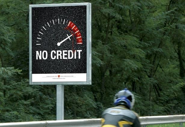 no credit motorrad