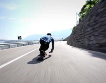 Irrer Skateboarder