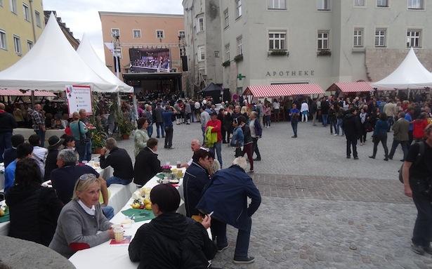 Fest Europaregion Hall