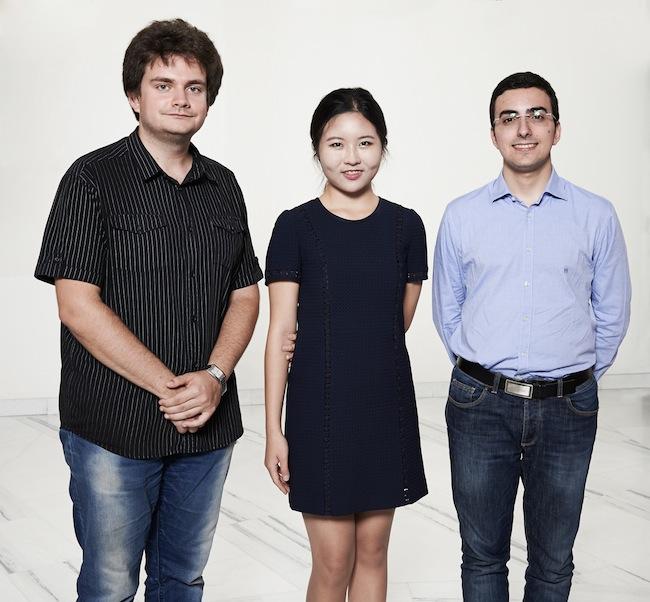 Roman Lopatynskyi, Ji-Yeong Mun und Alberto Ferro: Zum Finale spielen sie Werke von Franz Liszt, Chopin und Béla Bartók.