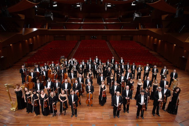 Orchestra dell'Accademia Nazionale di Santa Cecilia: Beethoven und Mahler zum Abschluss der Meraner Musikwochen. (Foto: Cesare Venturi)