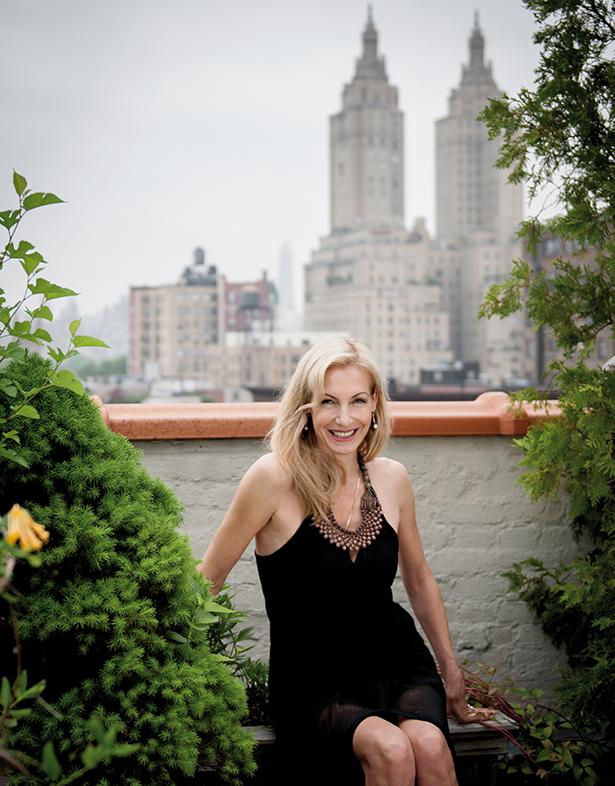 Ute Lemper: Ich liebe es, auf der Bühne zu stehen und eine Aura zu verbreiten.(Foto: Wolfgang Stahr)