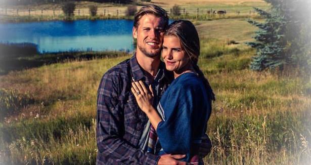Glückliches Paar: Michela und Andreas haben sich verlobt.