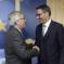Kompatscher bei Juncker