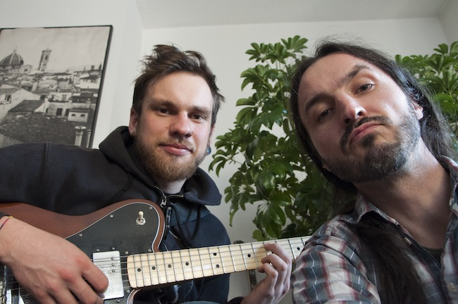 Wolfgang Nöckler und Jakob Schuierer: Töldra Dialekt in Wien