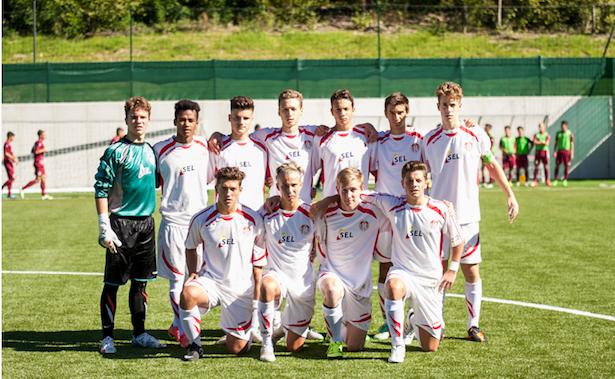 Die A-Jugend des FC Südtirol
