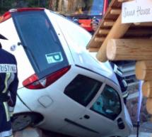 Crash in St. Christina