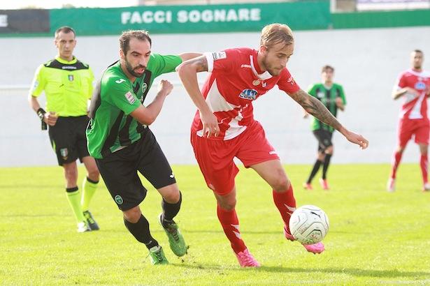 CALCIO LEGA PRO; PORDENONE VS SUDTIROL, 2-2