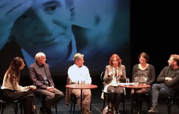Ivo B Micheli Filmfestival - Foto Diskussionsrunde