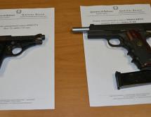 Der Pistolen-Räuber