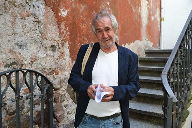 Klaus Gasperi: Die Politik steckt ihren Kopf in den Sand und versucht das Problem auszusitzen.?
