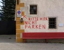 Das Parkverbot