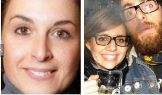 Die Geschwister Ravagani und Valeria Solesin (Fotos: Adige)