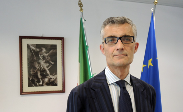 Oberstaatsanwalt Giuseppe Amato (Foto: nbc.it)
