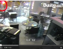 Terror im Café