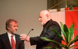 Paul Rösch und Werner Masten