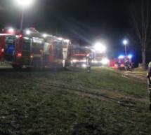 Brand in Mühlwald