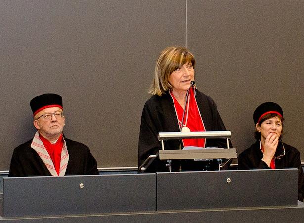Diplomverleihung BX_Conferimento_BX_Liliana Dozza
